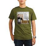 Highlights Reel Organic Men's T-Shirt (dark)