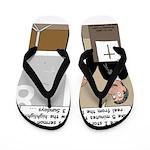 Highlights Reel Flip Flops
