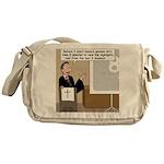 Highlights Reel Messenger Bag
