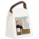 Highlights Reel Canvas Lunch Bag