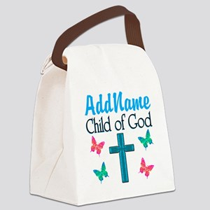 CHILD OF GOD Canvas Lunch Bag