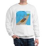 Fishing with God Sweatshirt