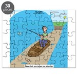 Fishing with God Puzzle