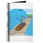 Fishing with God Journal