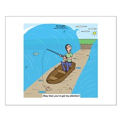 Fishing with God Posters