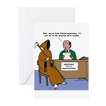 Death Applies to Seminary Greeting Cards (Pk of 10
