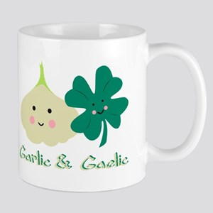 Garlic &Amp; Gaelic Mugs