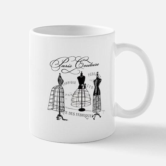 Paris Couture Mannequins Mug