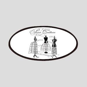 Paris Couture Mannequins Patches