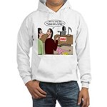 Death Works at the DMV Hooded Sweatshirt