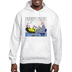 Clown Ministry Hooded Sweatshirt