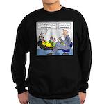 Clown Ministry Sweatshirt (dark)