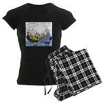 Clown Ministry Women's Dark Pajamas