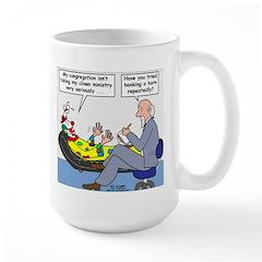 Clown Ministry Large Mug