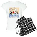 Team Building Women's Light Pajamas