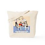 Team Building Tote Bag