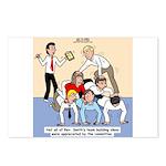 Team Building Postcards (Package of 8)