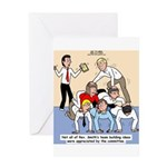 Team Building Greeting Card