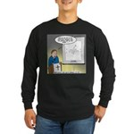 Sermon Telestrator Long Sleeve Dark T-Shirt