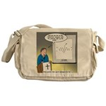 Sermon Telestrator Messenger Bag