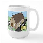 Church Drive-Thru Large Mug