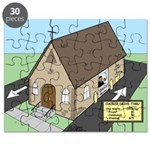 Church Drive-Thru Puzzle