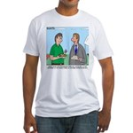 Customer Appreciation Banquet Fitted T-Shirt