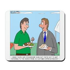 Customer Appreciation Banquet Mousepad