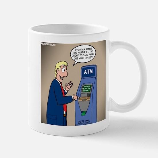 Church ATM Mug
