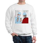 Choir Robe Scrubs Sweatshirt