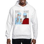 Choir Robe Scrubs Hooded Sweatshirt