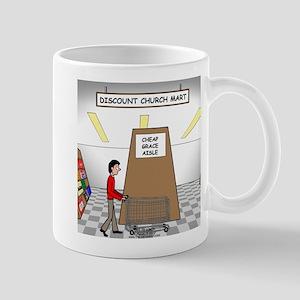 Cheap Grace Supermarket Mug