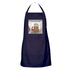Cheap Grace Supermarket Apron (dark)