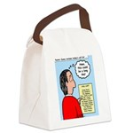 Pastor Call List Canvas Lunch Bag
