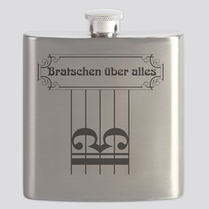 Violas Over All Flask