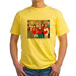 How Great Thou Arrt! Yellow T-Shirt