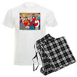 How Great Thou Arrt! Men's Light Pajamas