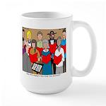 How Great Thou Arrt! Large Mug