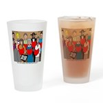 How Great Thou Arrt! Drinking Glass