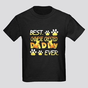 Chinese Crested Daddy Shirt T-Shirt