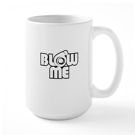 blow me turbo Mugs