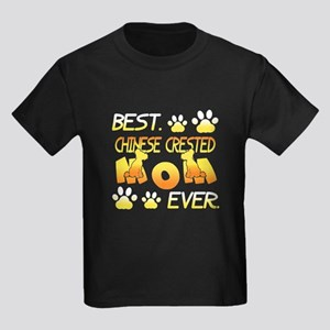 Chinese Crested Mom Shirt T-Shirt