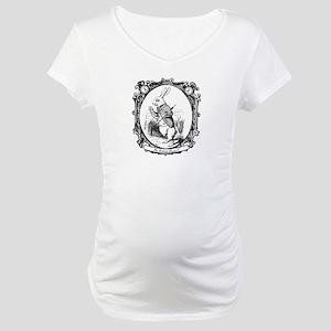 The White Rabbit Maternity T-Shirt