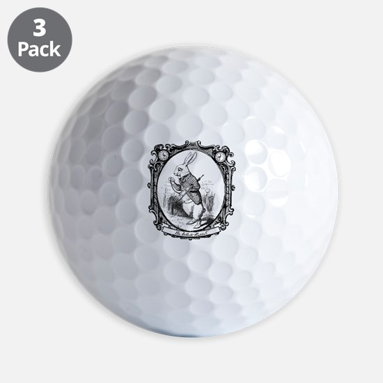The White Rabbit Golf Ball