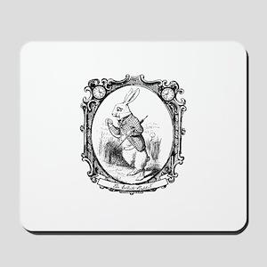The White Rabbit Mousepad