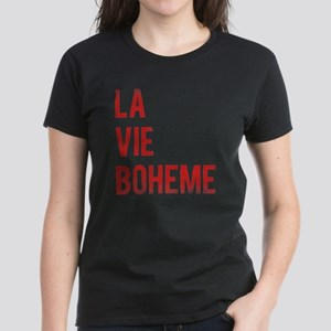 La Vie Boheme Women's Dark T-Shirt