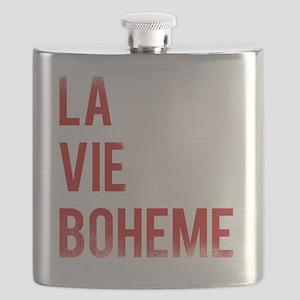 La Vie Boheme Flask