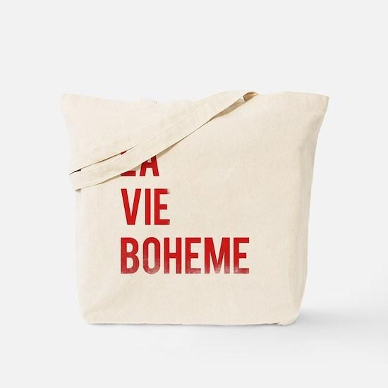 La Vie Boheme Tote Bag
