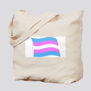 Transgender Pride Tote Bag