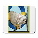 Bulldog Agility Design Mousepad